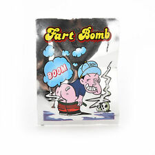 3X Stink Bomb Nasty Smelly Fart Bags Prank Joke Trick Party Filler Funny Gag LAU