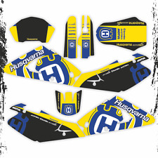 HUSQVARNA TE TC 250 450 2002 2004 GRAPHICS KIT