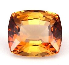 Top Big Topaz: 46,43 CT natural Orange champagne topacio procedentes de Brasil