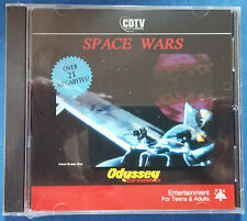 Commodore Amiga CDTV Game - Space Wars - Shrink Wrapped