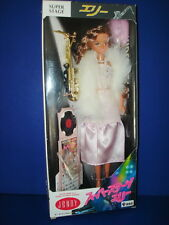 SUPER STAGE JENNY Takara Barbie Doll Made in Japan 1986 MIB!