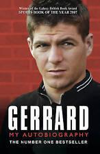 GERRARD,STEVEN-GERRARD [B] BOOK NEW