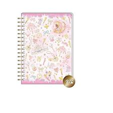 Sailor Moon Cosmos Stationery Series BANDA JAPAN Item Note,Pink
