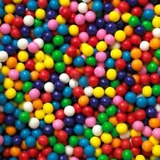 "1500 DUBBLE BUBBLE 1/4"" GUMBALLS Bulk Vending Machine Fresh Candy Gum Ball New"
