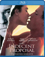 Indecent Proposal (Blu-ray Disc, 2013, 2-Disc Set, Canadian) - Brand New
