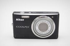 Nikon Coolpix S560 10.0MP 2.7'' SCREEN 5X Digital Camera WITH BATTERY