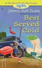 Best Served Cold (A Trailer Park Mystery #3)-ExLibrary