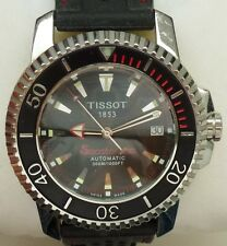 Tissot Seastar 1000 Automatik Taucheruhr Full Set ETA 2824-2 Diver Watch HAU