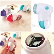 New Electric Clothes Lint Pill Fluff Remover Fabrics Sweater Fuzz Shaver Trimmer