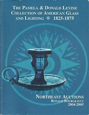 NORTHEAST AMERICAN GLASS & LIGHTING LEVINE COLLECTION Parts 1+2+3 Catalog 2004
