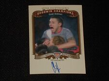 CLINT DEMPSEY 2012 GOODWIN CHAMPIONS CERTIFIED SIGNED AUTOGRAPHED CARD SOCCER