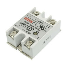 H1 SSR-25DD Single Phase Solid State Module Relay 25A DC 5-60V