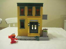 2010 Sesame Street Workshop Hooper's Store Building Action Figure Play Set.