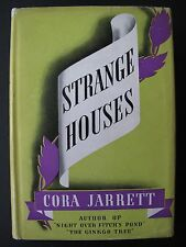 Cora Jarrett - STRANGE HOUSES (1936) – Abnormal Psychology