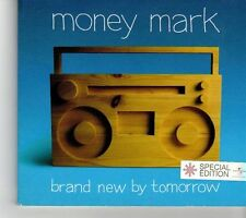 (FH669) Money Mark, Brand New By Tomorrow - 2007 CD
