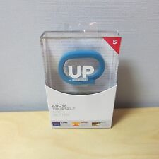 JAWBONE UP 2ND GEN BLUE SMALL FITNESS TRACKING WRISTBAND IPHONE/ANDROID/IPAD