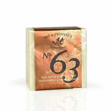 PRE de PROVENCE,  NO. 63 MEN'S SHEA BUTTER ENRICHED BODY SOAP - Made in France