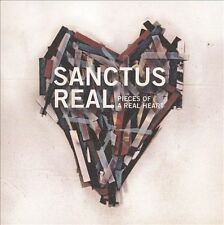 Pieces of a Real Heart by Sanctus Real (CD, Mar-2010, Sparrow Records)