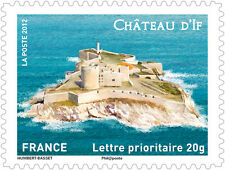 ADHESIF-2012//TIMBRE FRANCE NEUF**CHATEAU D'IF**STAMP.............. Y/T.N° 722a