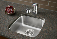 BLANCO 441026 Stellar Single Bowl Stainless Steel Bar Sink. FACTORY SEALED!