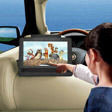 """New Car Headrest Mount Cover Case Holder and Strap for 9"""" Portable DVD Player"""