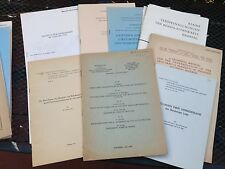 Lot of articles ( offprints ) on Binary Stars