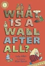 What is a Wall, After All? by Judy Allen (Paperback, 2010)