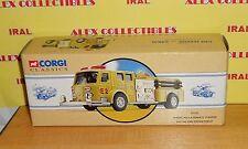 Corgi 97393 AMERICAN LA FRANCE PUMPER WAYNE FIRE DEPARTMENT