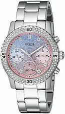 GUESS U0774L1 - NEW Women's Stainless Steel Bracelet Watch 37mm