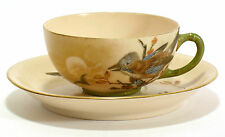 A. Stellmacher Turn Teplitz porzellan teetasse AMPHORA Old porcelain tea cup (n2