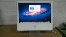 "20"" Apple iMac A1207, Late 2006, Intel Core 2 Duo 2.16GHz, 4GB, 250GB, DVD-RW"