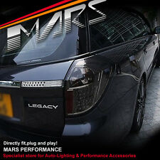 Smoked LED Tail lights for Subaru 4GEN Liberty Legacy OutBack 03-09 Wagon JDM