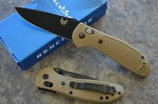 Benchmade 551BKSN Griptilian Folding Knife w/ Axis Lock & 154CM Stainless Blade