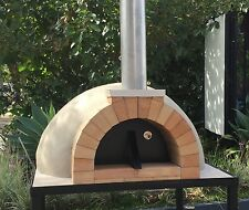 Pizza oven dome outdoor 800 woodfired wood fired DIY kit + instructions