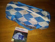 Iglu Doppeldach Zelt Indian Rock BAVARIA Hülle bayerische Rauten weiß-blau Gag