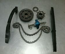 2000 Suzuki GSX-R 750 Cam Chain Guides Timing @AE3