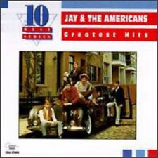 Greatest Hits - Jay & The Americans (1994, CD NEUF)