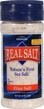 RealSalt Gourmet Sea Salt, Redmond Trading Company, 10 oz shaker Natural 1 pack