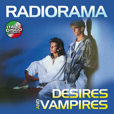 LP Vinyl Radiorama Desires And Vampires