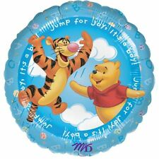 Winnie The Pooh - It's A Boy Foil Balloon Baby Shower Arrival Party Decorations