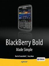 For the BlackBerry Bold 9700 Ser.: BlackBerry Bold Made Simple by Martin...