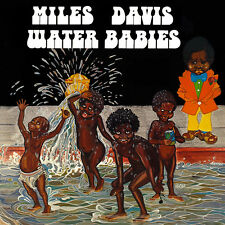 Miles Davis WATER BABIES 180g COLUMBIA RECORDS Wayne Shorter NEW SEALED VINYL LP