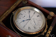 J & M.T. DURKIN Middlesborough Mercer NAVI BRITISCH SHIP See Marine CHRONOMETER