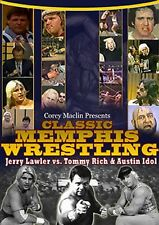 Jerry Lawler vs Tommy Rich & Austin Idol, Memphis, WWE