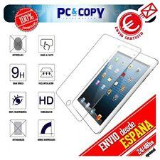 CRISTAL TEMPLADO PREMIUM PROTECTOR PANTALLA 9H PARA iPad 2 A1396 BORDE CURVO