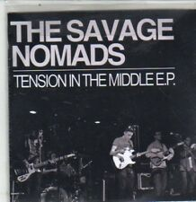 (DA882) The Savage Nomads, Tension In The Middle EP - 2012 DJ CD