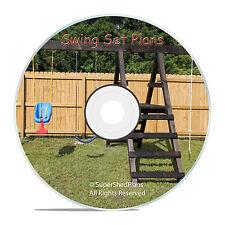 Basic Design Jungle Gym Plans, Backyard Fort, Playground Blueprints, DIY