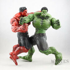 "Incredible RED Hulk Action Figure Hero 10 "" Marvel Legends Comics AvengersX1PC"