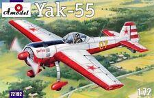 1:72 Amodel #72192 Yak-55 Soviet aerobatic aircraft  *** Neuheit ***