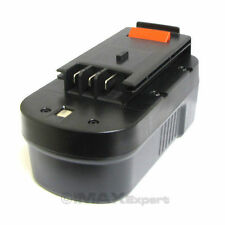 18V 2.0AH 2000mAh Ni-Cd Battery for Black & Decker HPB18 HPB18-OPE FS188F4 NS118